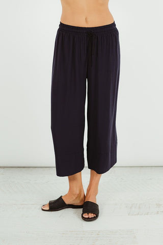 Humidity Crusin Culotte - Navy