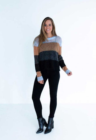 Humidity Urban Stripe Knit