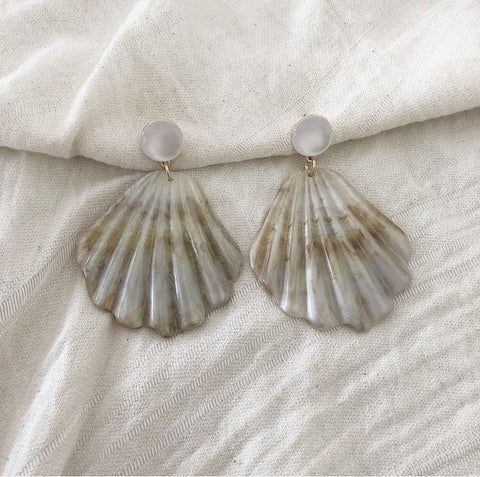 Wild Cactus Co. Willow Shell Earrings