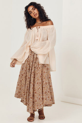 SPELL Sundown Kerchief Skirt