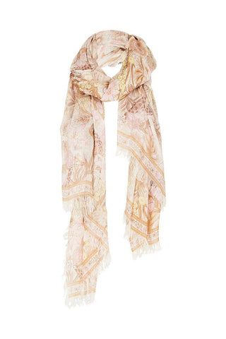 Spell Designs Jungle Travel Scarf - Cream