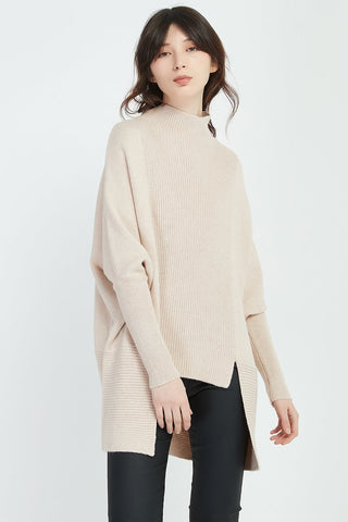 Tirelli Hi-Lo Rib Knit