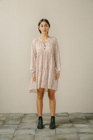 Bird & Kite Angeline Smock Dress