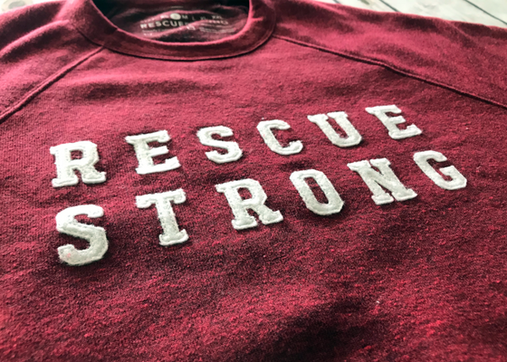 Rescue Strong Limited Edition | Rescue Strong