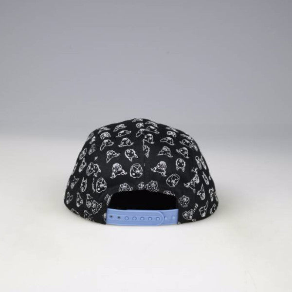 All My Best Friends Are Dogs 5 Panel Cap