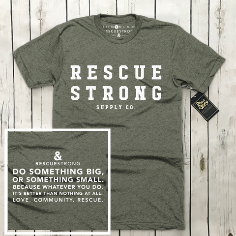 Rescue Strong Mantra | Rescue Strong