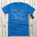 Rescue Pup Blueprints Triblend Tee | Rescue Strong