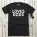 Love Dogs (and tacos) Unisex Tee | Rescue Strong