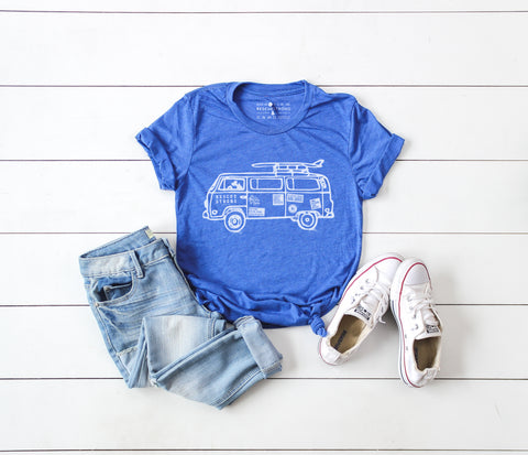 RS Road Unisex  Trip Tee | Rescue Strong