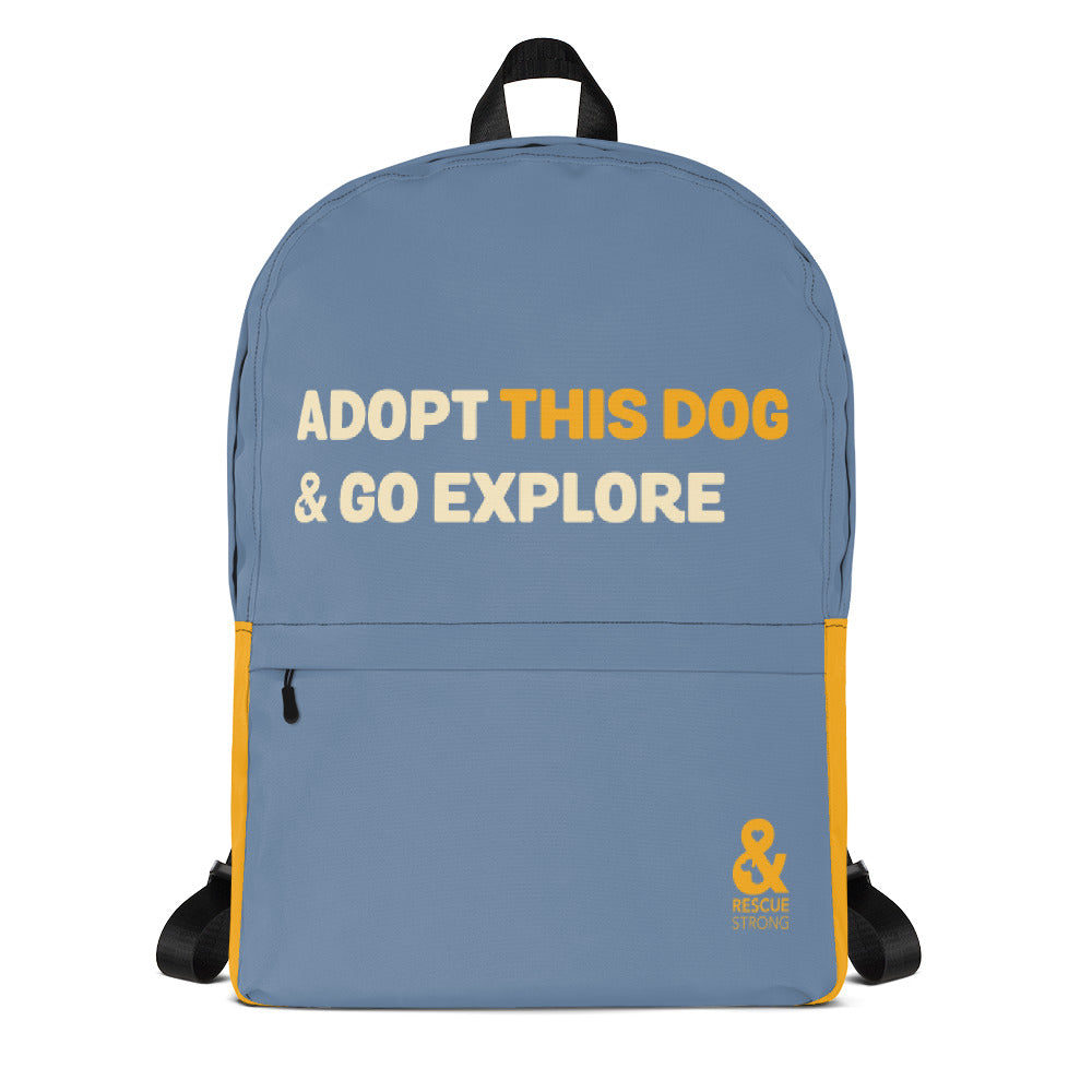 Adopt This Dog & Go Explore | Rescue Strong