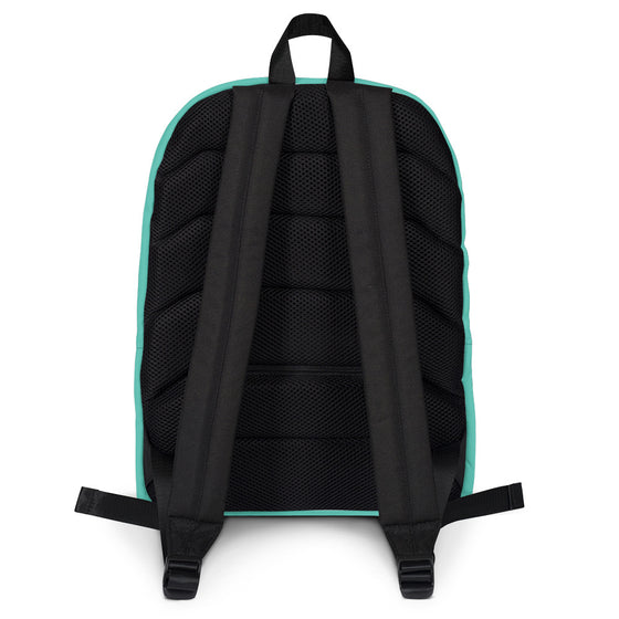 Bold Field Trip Backpack (Teal) | Rescue Strong
