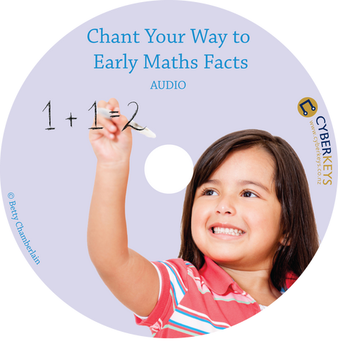 Chant Your Way to Early Maths Facts Teacher Audio