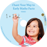 Chant Your Way to Early Maths Facts Videos