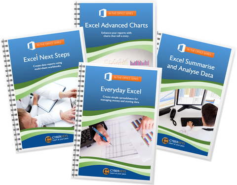 Excel in the Office bundle