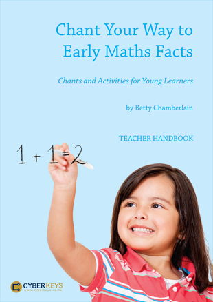 Chant Your Way to Early Maths Facts Teacher Handbook