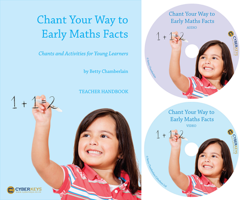 Chant Your Way to Early Maths Facts Kit