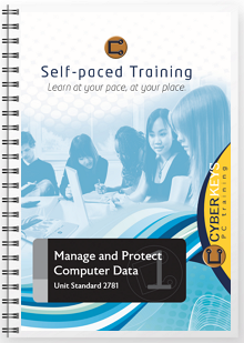 Manage and Protect Computer Data: Unit Standard 2781