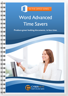 Word Advanced Time Savers