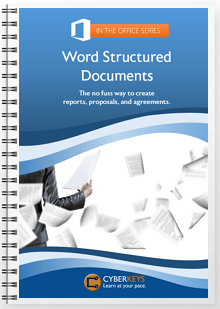 Word Structured Documents