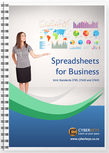 Spreadsheets for Business