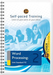 Word Processing: Unit Standard 112
