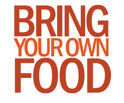 Food: Bring Your Own Food (BYOF) - FAQ's