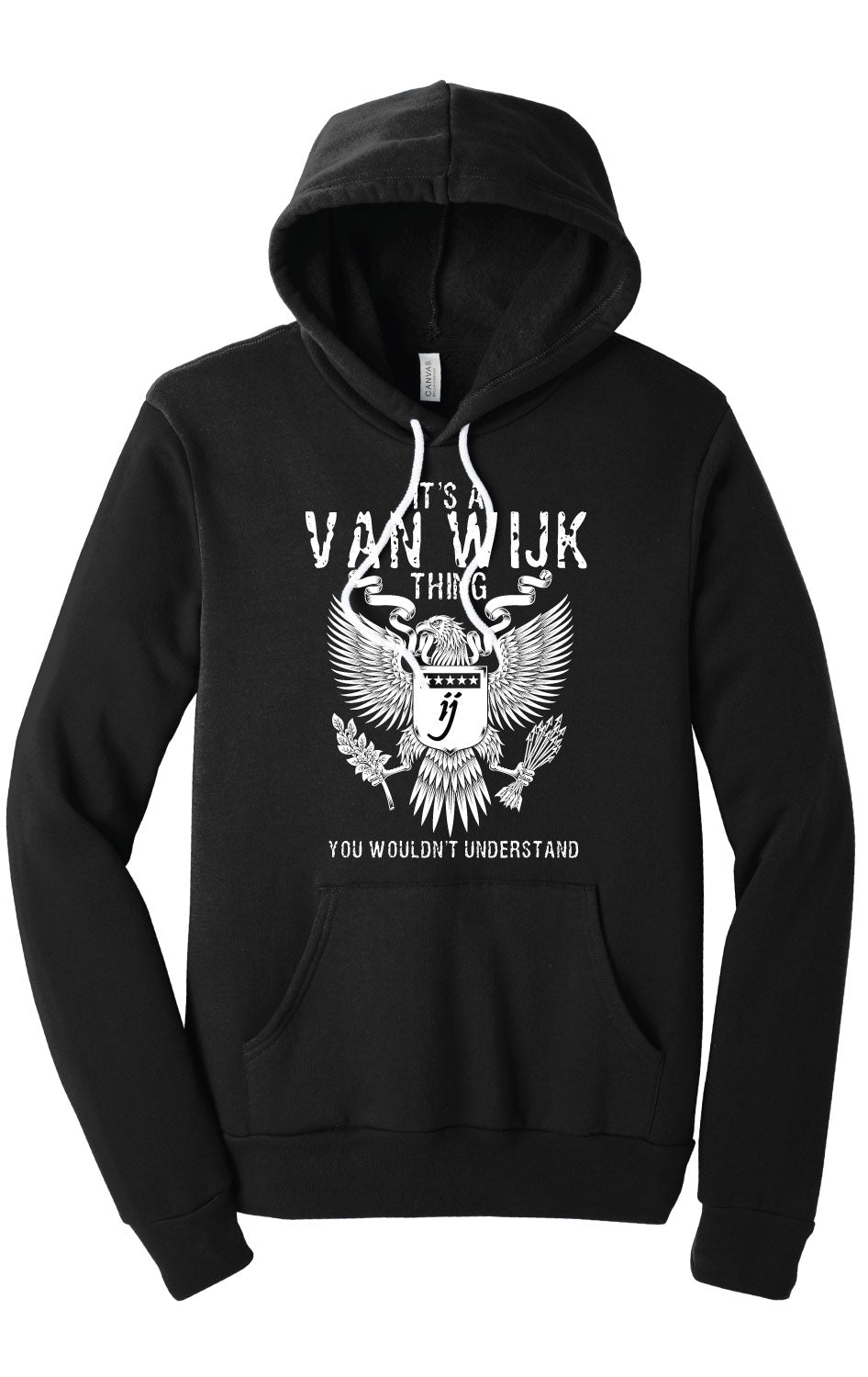 Gift Shop:  Sweatshirt - It's a Van Wijk Thing...