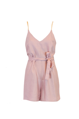 La La Playsuit - Blush