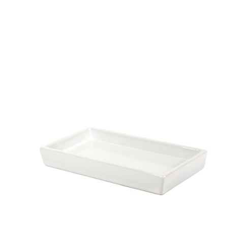 Ceramic Tray - White