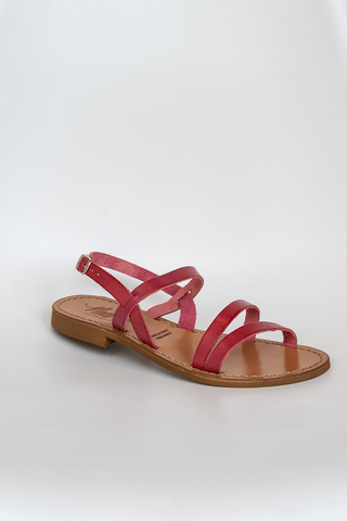 Effemmpi Sandal - Red