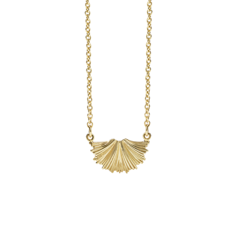 Vita Necklace - Gold Plate