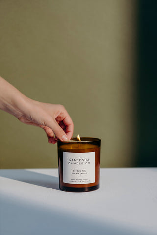 Citrus Fig Candle