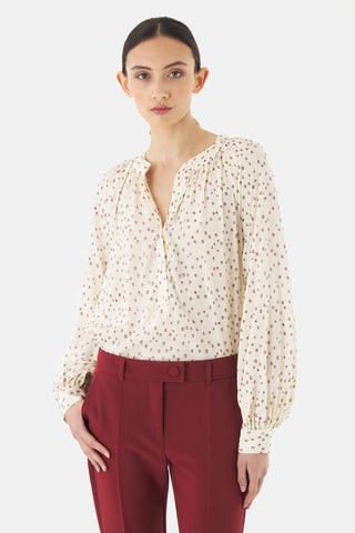 Hope Blouse - Ivory