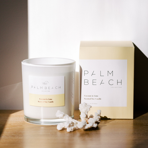 Coconut & Lime Standard Candle