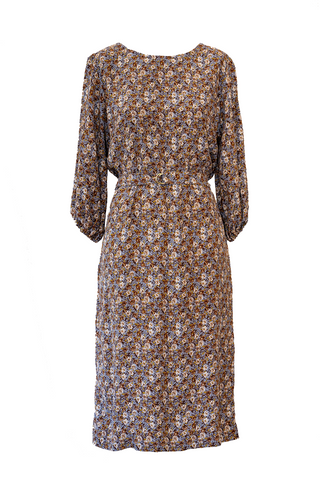 Eve Shift Dress - WildFlower Autumn