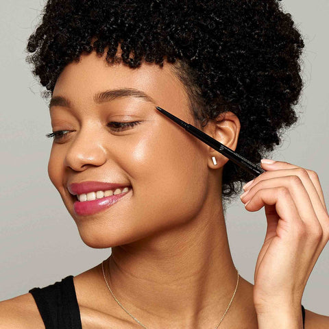 WUNDERBROW DUAL PRECISION BROW LINER -Black/Brown