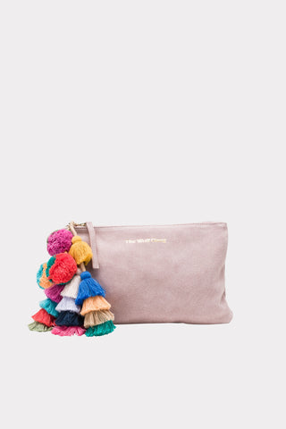 Beduoin Clutch - Blush