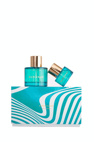 Karen Walker Runaway Azure -100ml Set With Azure 30ml