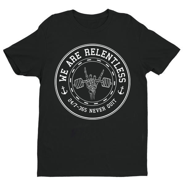 Metal Hands Tee - Black