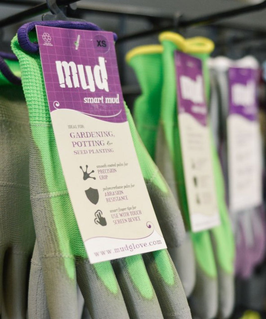 Smart Mud Gloves - Apple