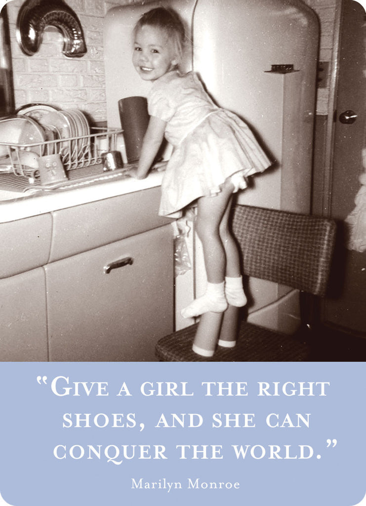Birthday - Give A Girl Shoes