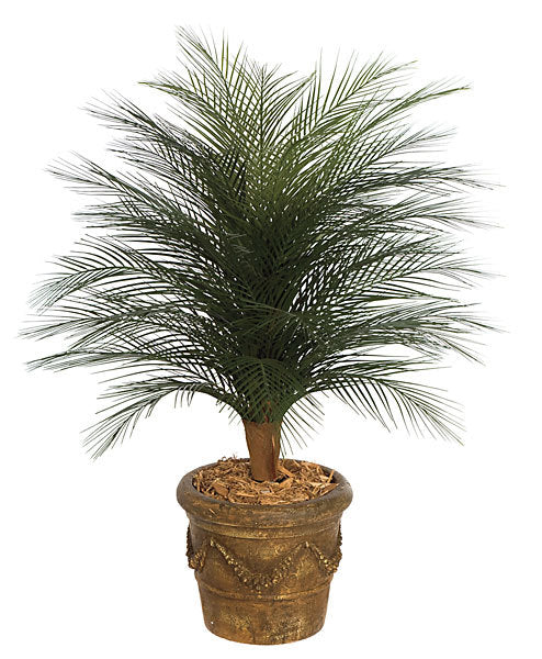 Outdoor Faux 3' Palm