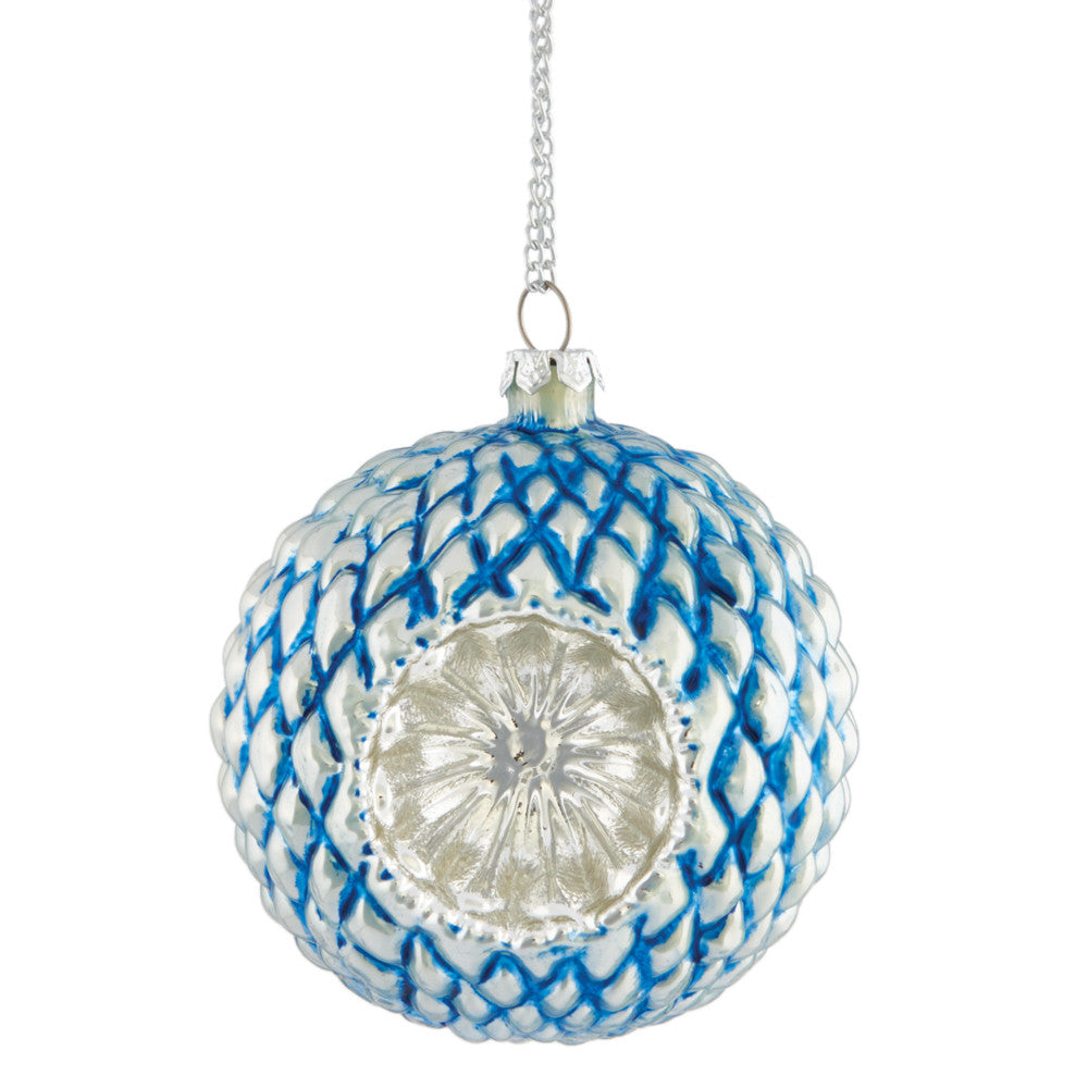 Tufted Ornament