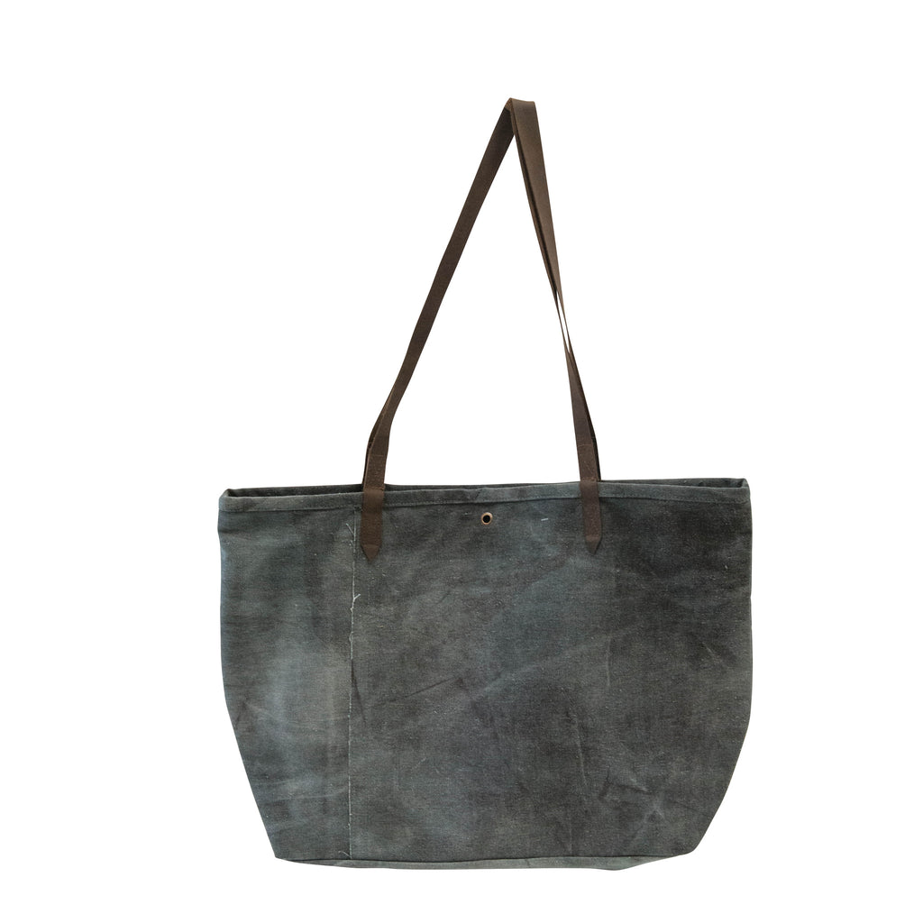 Recycled Canvas Tote
