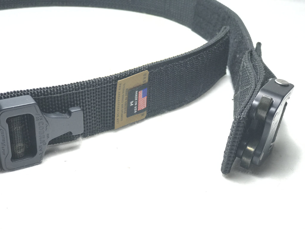 "THE ""NEMESIS"" FIGHTER BELT"