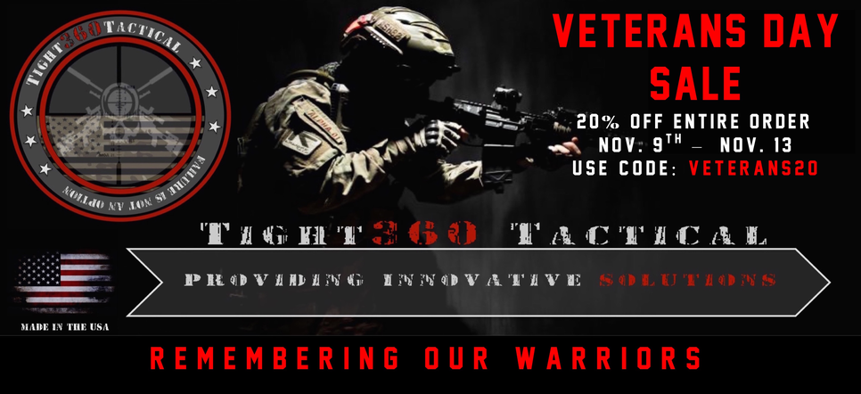Veterans Day Sale!