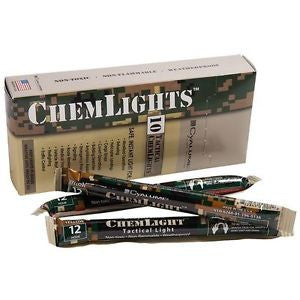 "CYALUME 6"" CHEMLIGHT STICK- 10 PACK (MILITARY GRADE) - Tight360Tactical"