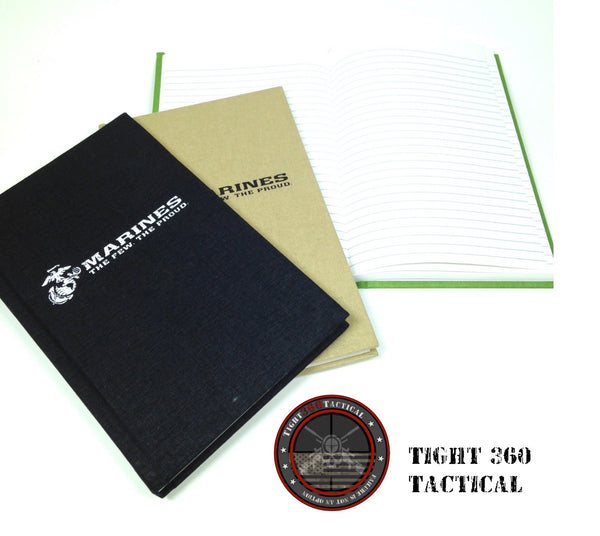 MILITARY LOG BOOK - Tight360Tactical