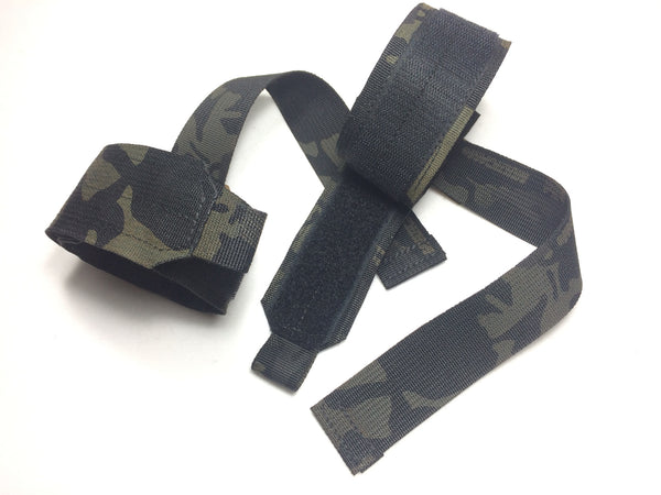 WEIGHT LIFTING GYM STRAPS - Tight360Tactical