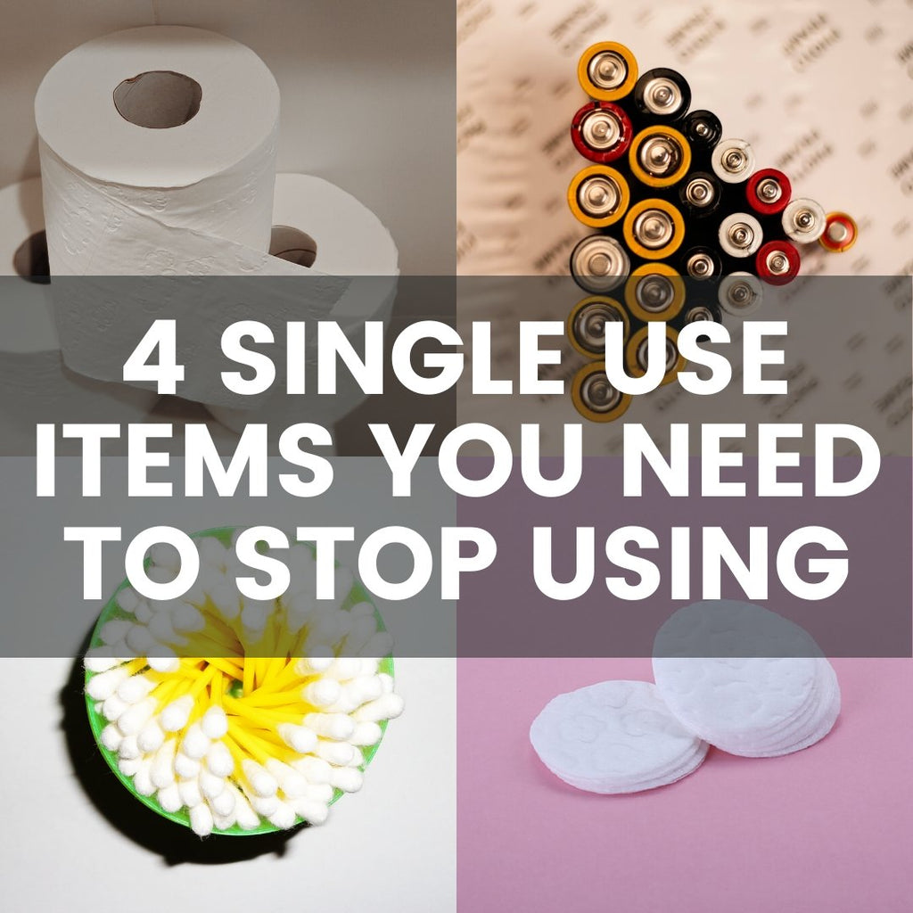 Stop Using Single Use Items, Change to Reusable Items Now! - TTB